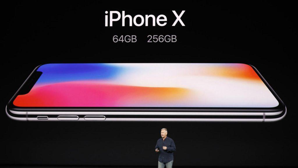 گوشی اپل iPhone X
