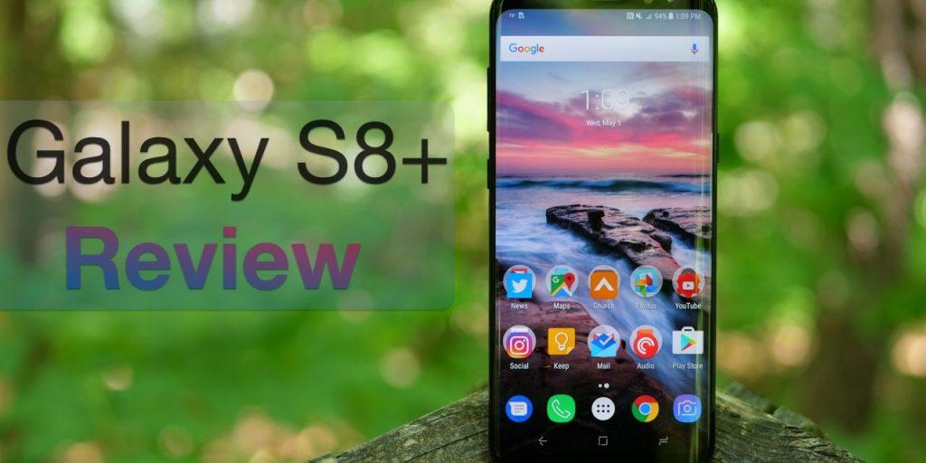 گوشی سامسونگ Galaxy S8+