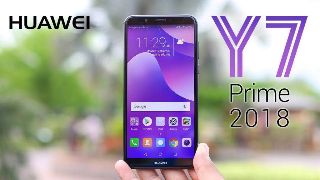 گوشی هوآوی Y7 Prime 2018