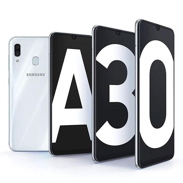 گوشی موبایل سامسونگ Galaxy A30 ظرفیت 64 گیگابایت
