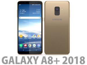 تاچ ال سی دی Galaxy A8 Plus