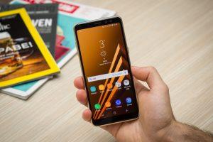 تاچ ال سی دی Galaxy A8 2015