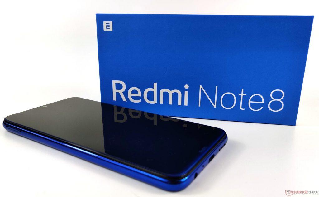گوشی موبایل شیائومی Redmi Note8