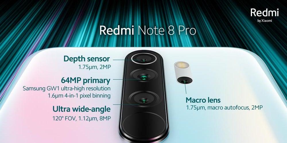 گوشی شیائومی Redmi Note8 Pro