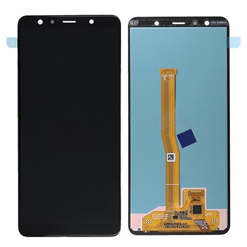 تاچ ال سی دی سرویس پک سامسونگ Galaxy A7 2018