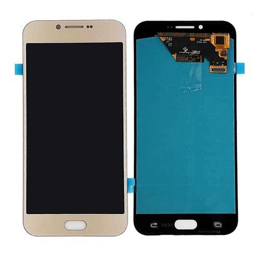 تاچ ال سی دی سرویس پک سامسونگ Galaxy A8 2016