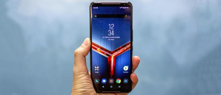 بهترین گوشی های سال 2019/Asus ROG Phone II ZS660KL