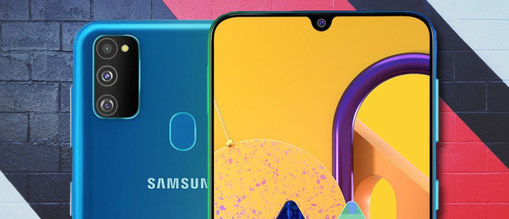 بهترین گوشی های سال 2019/Samsung Galaxy M30s