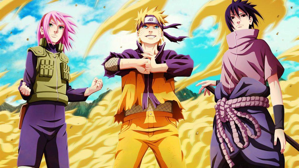 بهترین انیمه هایی که حتما باید ببینید/Naruto