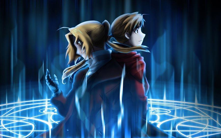 بهترین انیمه هایی که حتما باید ببینید/ Fullmetal Alchemist: Brotherhood
