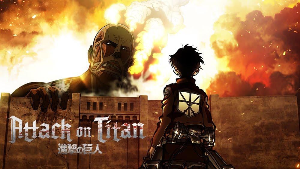 بهترین انیمه هایی که حتما باید ببینید/Attack on Titan