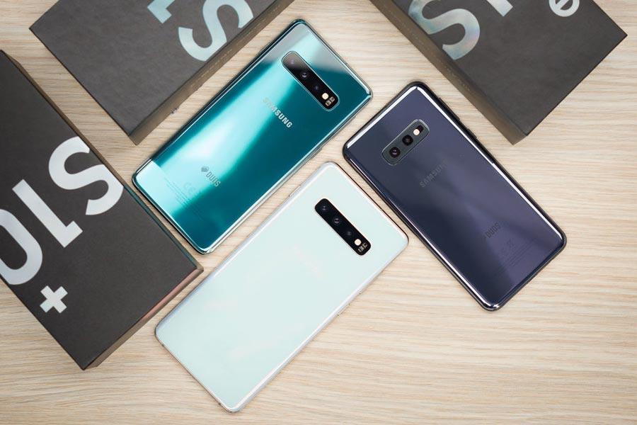 بهترین دوربین های تلفنی سال 2019/+ Samsung Galaxy S10 and S10