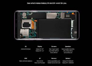 باتری اصلی سامسونگ گلکسی S9 Plus