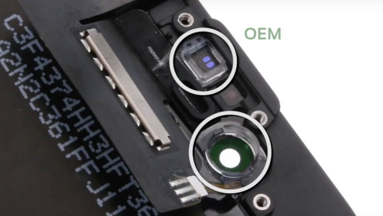تفاوت LCD اورجینال با LCD کپی