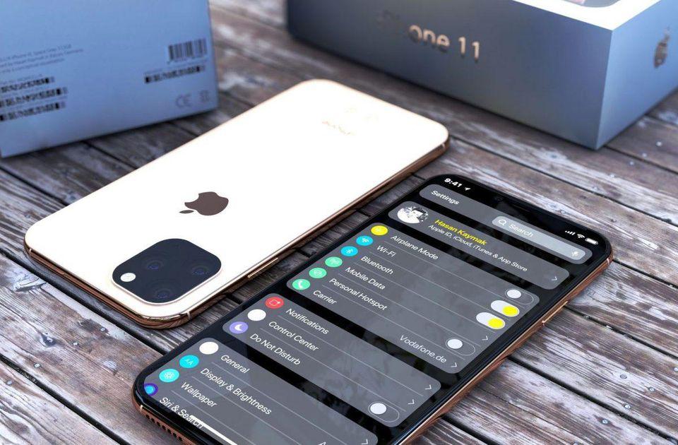 گوشی اپل iPhine 11