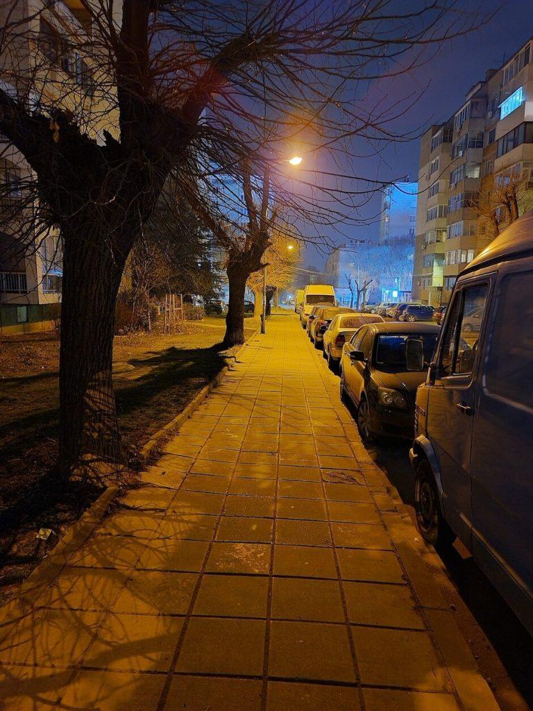 دوربین S20 Ultra/Night Mode