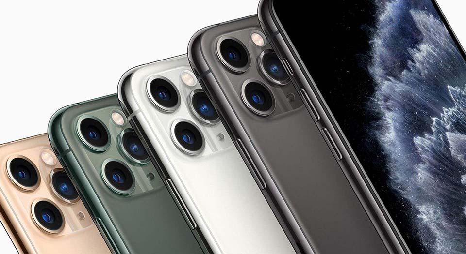 گوشی اپل iPhone 11 Pro Max تک سیمکارت با ظرفیت 256 گیگابایت