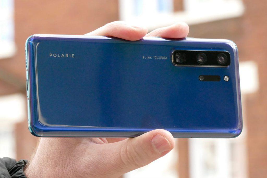 نمونه اولیه Huawei P40