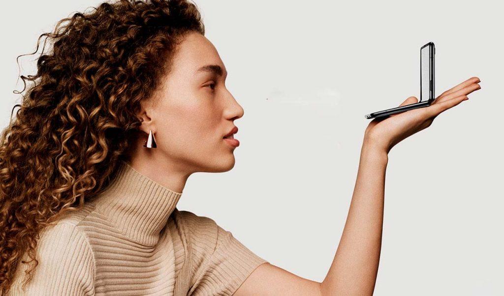 قابلیت ها و زیبایی های Galaxy Z Filp