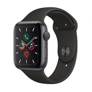 ساعت هوشمند اپل واچ سری 5 آلومینیوم خاکستری 44 میلیمتری